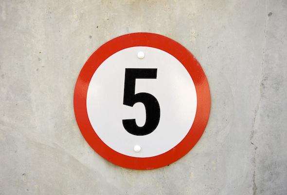 five - life