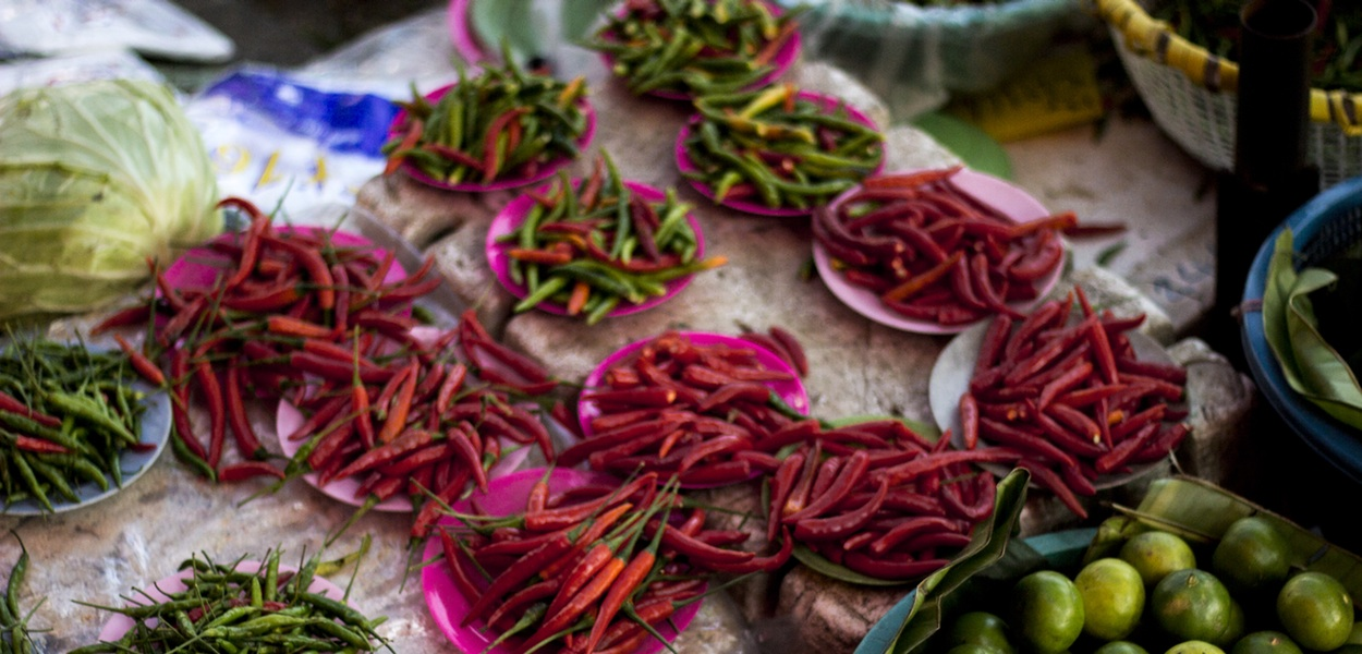 chillies, nutrition, mood lifting food, yogatalk blog post, the yoga connection