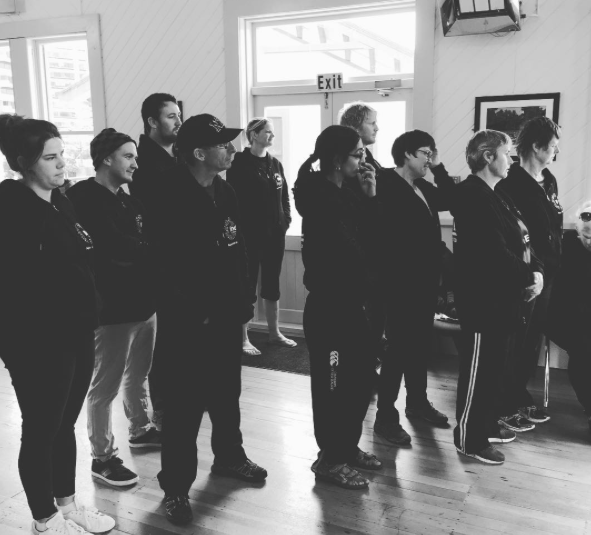 The Blind Foundation team - The Yoga Connection