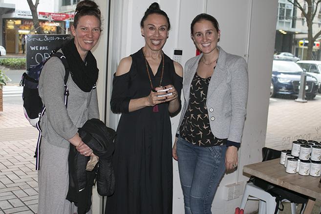 Sal + Anna of Om Clinic