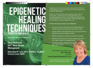 Epigenetic Healing Techniques To Master Your Health @ Tara Retreat | Mangawhai | Northland | New Zealand
