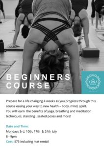Beginners Yoga Course with Sandey Hoskin @ Om Yoga Studio | Auckland | Auckland | New Zealand