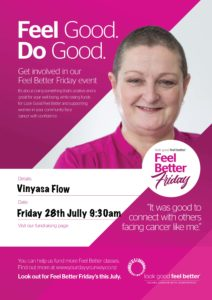 Look Good Feel Better- Charity Vinyasa Flow with Lizzie Rous @ Om Yoga Studio | Auckland | Auckland | New Zealand