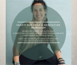 Shakti Mat Yoga & Meditation @ The Yoga Corner