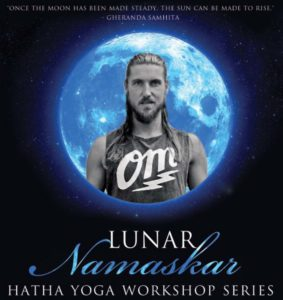 Lunar Namaskar Workshop Series with Nik Robson @ Om Yoga Studio | Auckland | Auckland | New Zealand