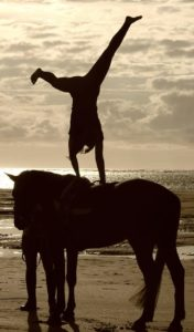 SpiritRides Equine Yoga Workshop @ SpiritRides- Raglan  | Raglan | Waikato | New Zealand