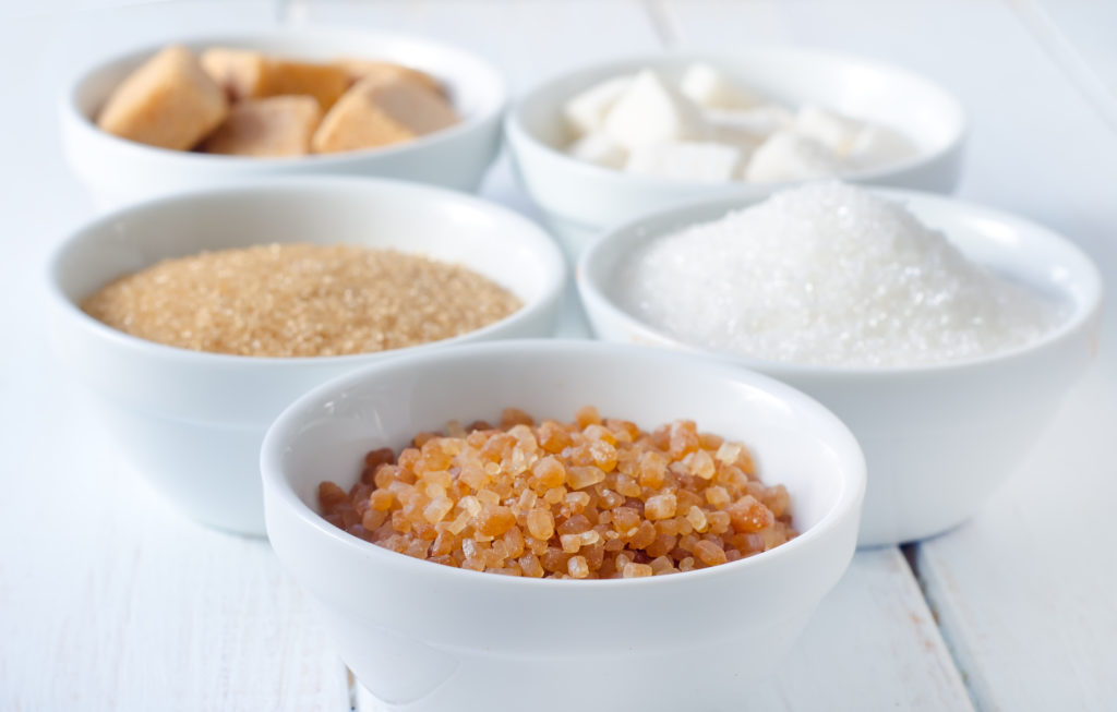 Sugar Alternatives - a YogaTalk post on The Yoga Connection, New Zealand's Yoga Guide.