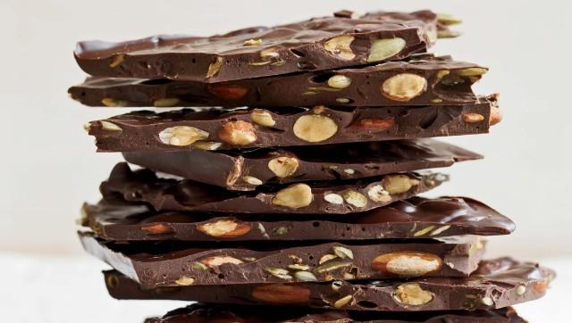Chocolate Bark - The Yoga Connection