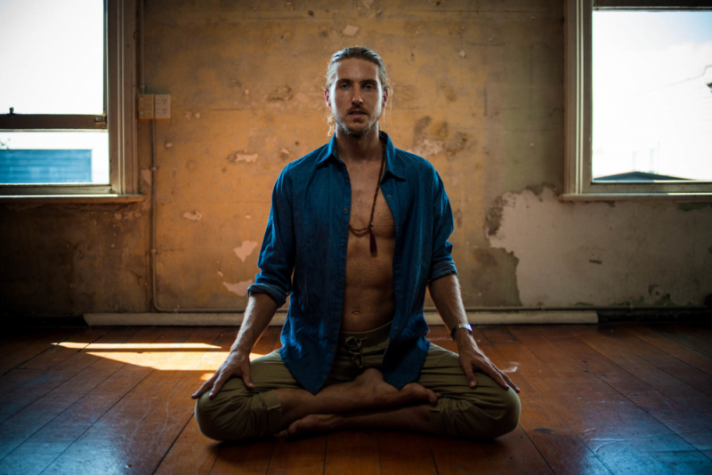 The Yoga Connection - Featured Yogi: Nic Robson
