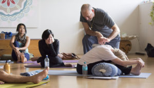 Teacher Training Anatomy of the Breath with Leslie Kaminoff @ Om Yoga Studio | Auckland | Auckland | New Zealand