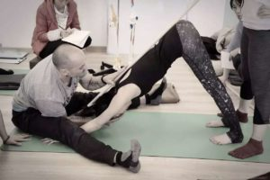 Intro Part 2 Hansa Yoga Therapy with Vincent Bolletta and Jac Wilson @ Eastwest | Auckland | Auckland | New Zealand