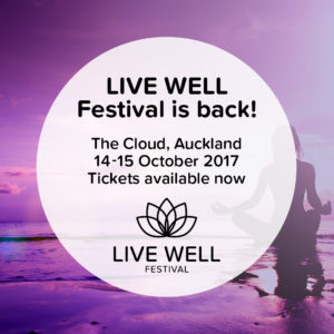Live Well Festival @ The Cloud | Auckland | Auckland | New Zealand