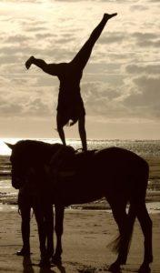 SpiritRides Equine Yoga Workshop @ SpiritRides- Raglan    Raglan   Waikato   New Zealand