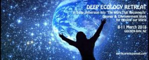 Deep Ecology Retreat @ Anahata Yoga Retreat | Clifton | Tasman | New Zealand