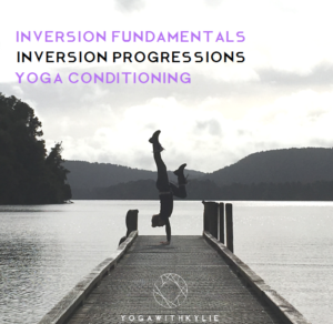 Inversions, Transitions and Progressions with Kylie Harris @ Om Yoga Studio | Auckland | Auckland | New Zealand
